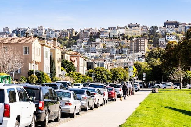 Ville De San Francisco Photo Premium