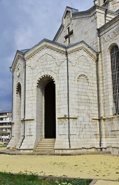 Ville De Shushi à Nagorno - Karabakh, Caucase Photo Premium