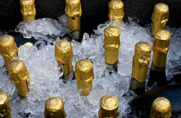 Vin pétillant Photo Premium