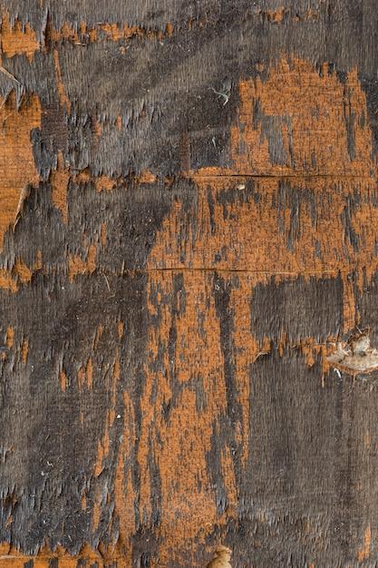 Vintage fond en bois, texture bois minable peinte. - image Photo Premium