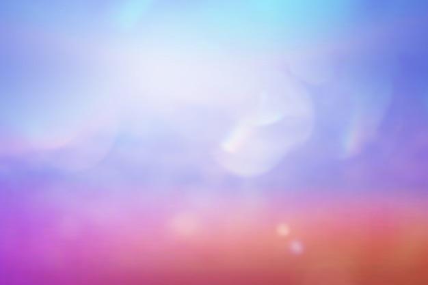 Vintage fond coloré bokeh light de lentille vintage pour la conception de superposition de photo Photo Premium