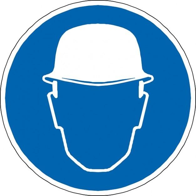 Visage Homme Protection Tête Contruction Casque Photo gratuit