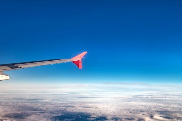 Vol en avion sur les montagnes de la turquie Photo Premium