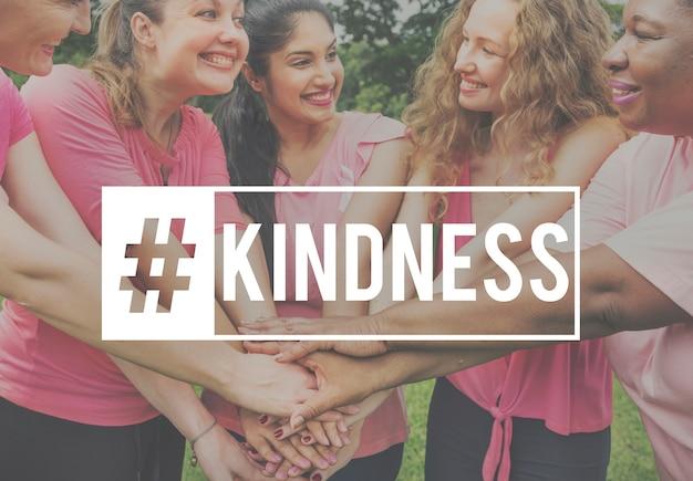 Volonté de service d'aide de partage de gentillesse Photo gratuit