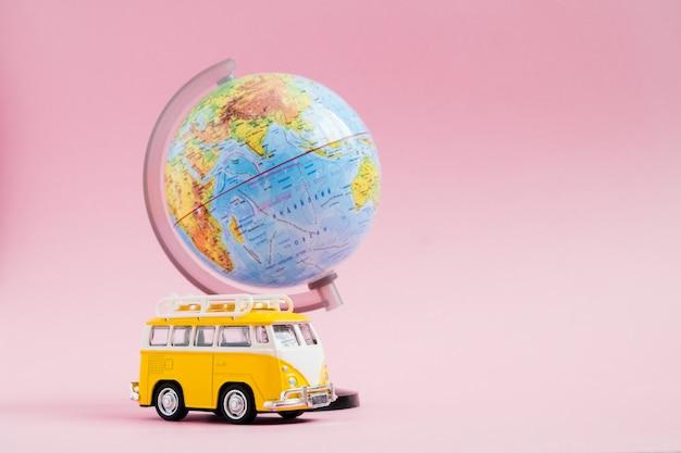 Voyage En Voiture, Voyage Du Monde, Vacances D'été Photo Premium