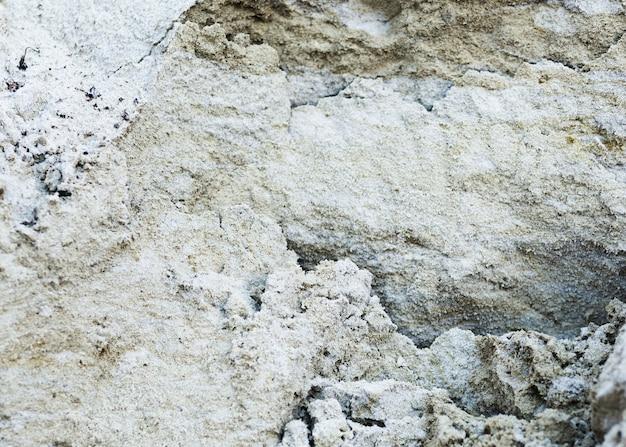Vue De Dessus Ciment Fissuré Fond Photo gratuit
