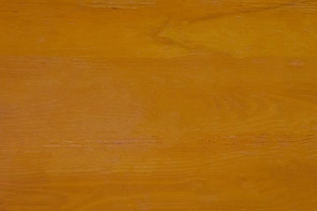 Vue de dessus du fond de table en bois marron. Photo Premium