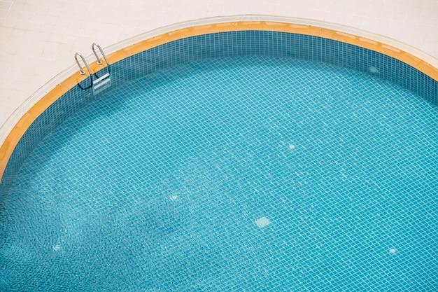 Vue de dessus de piscine Photo gratuit