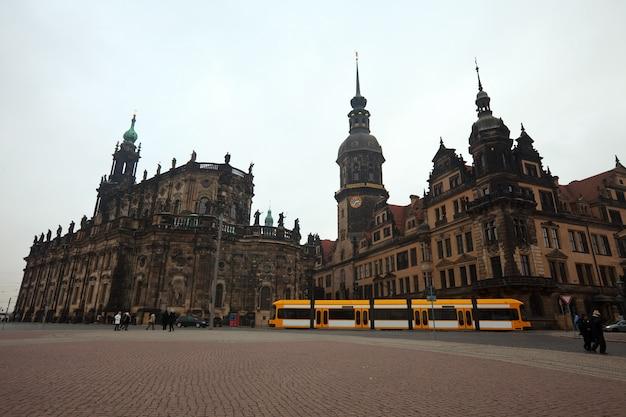Vue De Dresde, Allemagne Photo gratuit