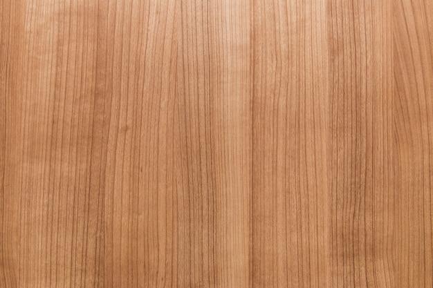 Vue élevée d'un plancher en bois brun Photo gratuit
