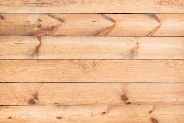 Vue de fond de matériel en bois Photo gratuit