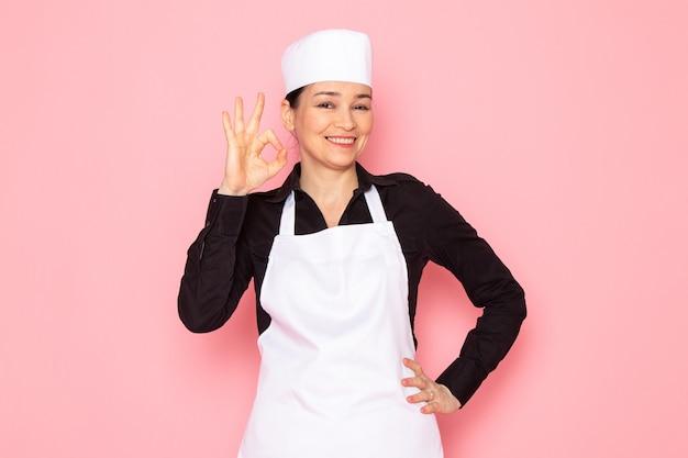 tenue professionnelle en cuisine