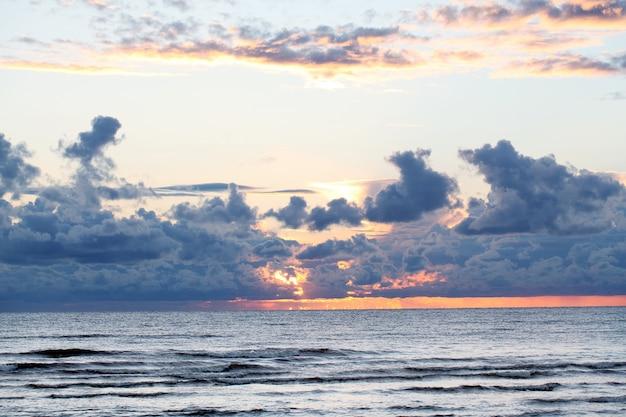 Vue sur la mer Photo gratuit