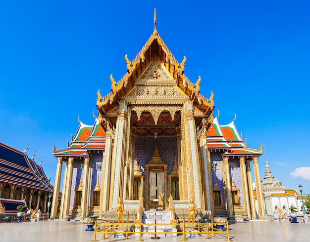 Wat phra kaew Photo Premium