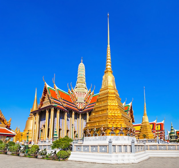 Wat phra kaew Photo Premium