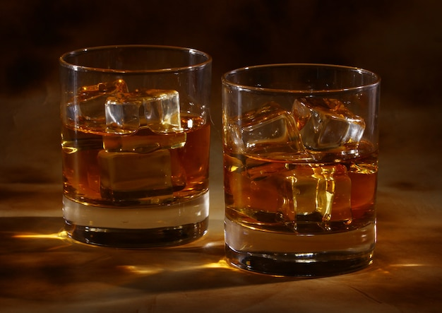 Whisky Froid Photo gratuit