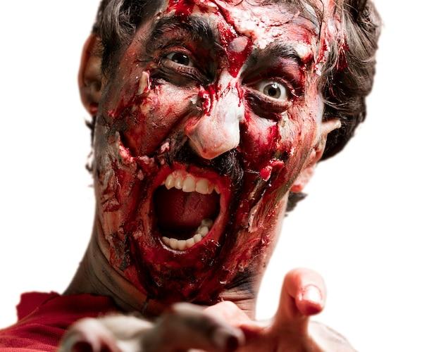 Zombie Close Photo gratuit