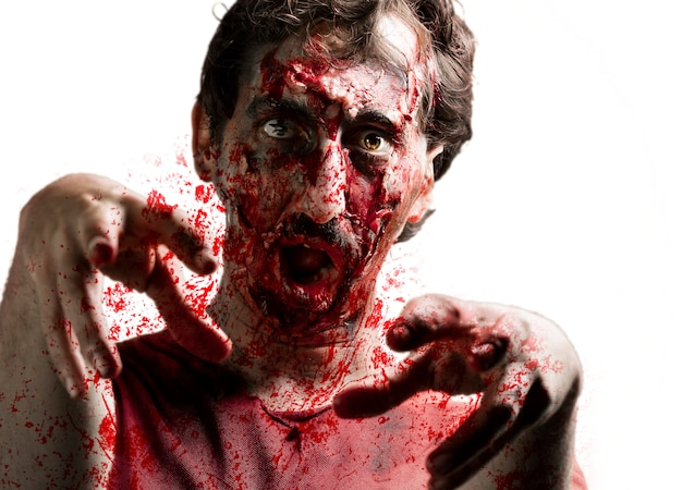 Zombie Peur Photo gratuit