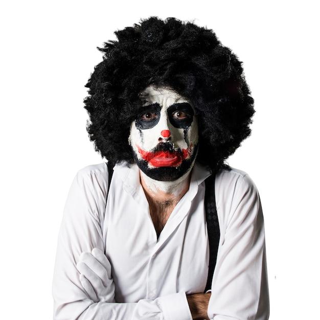 chanson de clown tueur