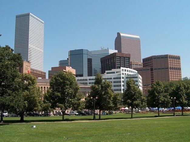 Colorado denver paysage urbain paysages ville for Paysage de ville