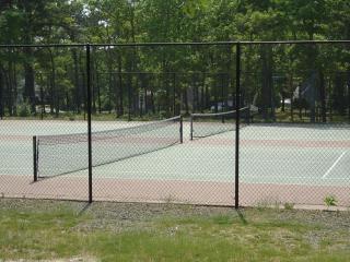 Court de tennis ext rieur t l charger des photos for Eclairage court de tennis exterieur
