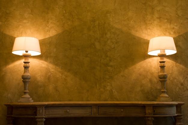 Deux lampes l 39 int rieur t l charger des photos gratuitement - Qu est ce qu une lampe a incandescence ...
