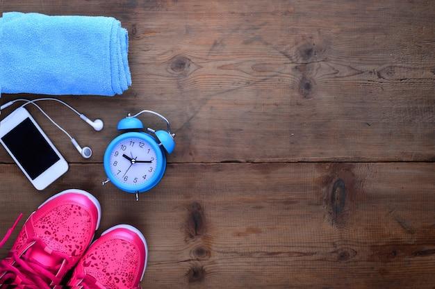 éléments de Gym Photo gratuit