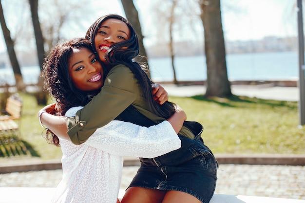 images de filles noires