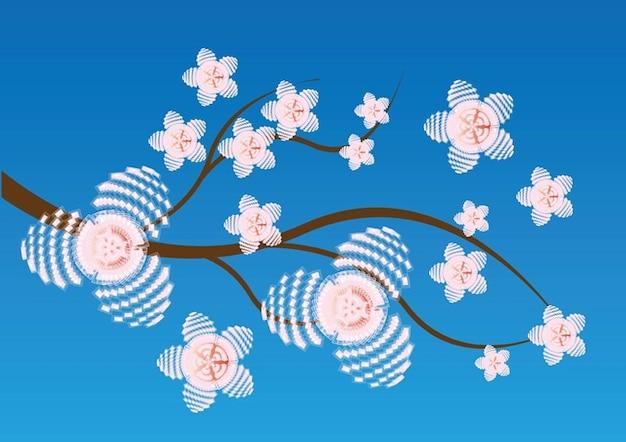 fleur vectoriel
