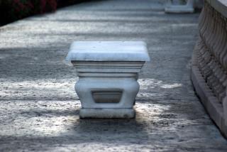 Le jardin banc t l charger des photos gratuitement for Banc de jardin en ciment