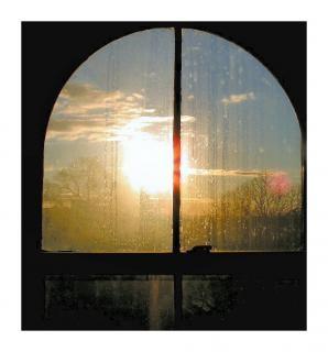 Le lever du soleil fen tre t l charger des photos for Fenetre soleil