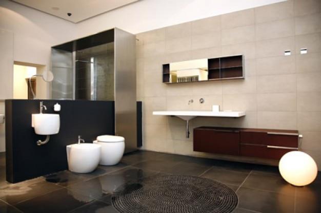 Le mat riel salle de bain spacieuse mode image for Materiel salle de bain