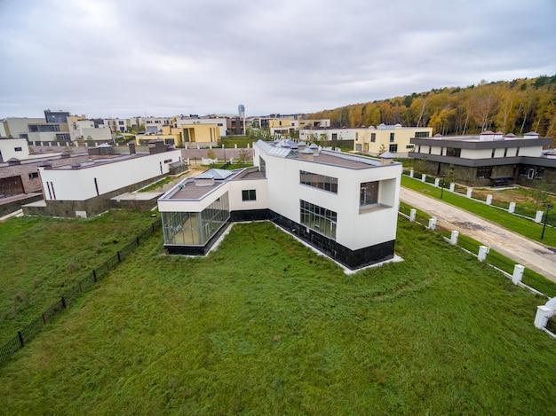Maisons de campagne modernes en construction | Télécharger des ...