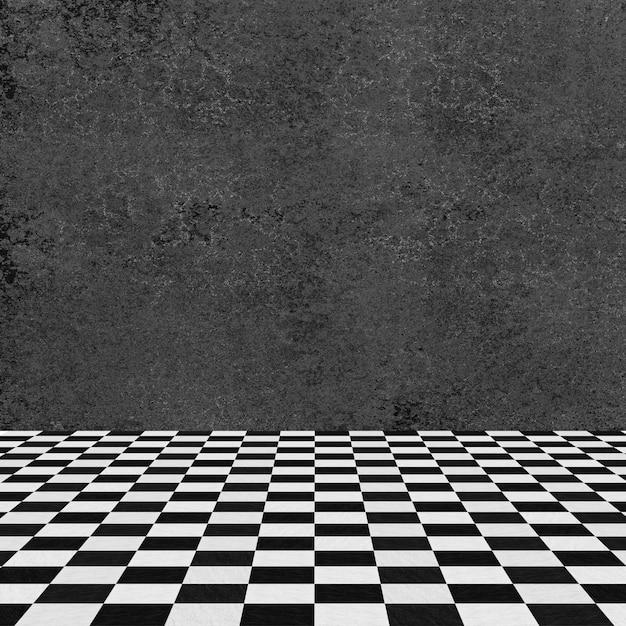 mur gris et sol en damier t l charger des photos gratuitement. Black Bedroom Furniture Sets. Home Design Ideas