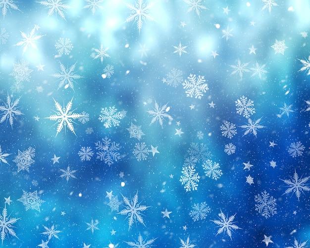 No l fond des flocons de neige et toiles t l charger - Photos de neige gratuites ...