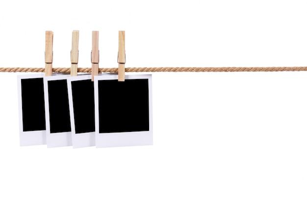 photos polaroid de style sur une ligne de lavage t l charger des photos gratuitement. Black Bedroom Furniture Sets. Home Design Ideas