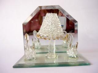 pi ce de d coration en cristal miroir t l charger des photos gratuitement. Black Bedroom Furniture Sets. Home Design Ideas