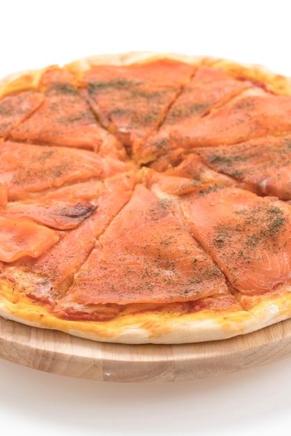pizza au saumon fum t l charger des photos gratuitement. Black Bedroom Furniture Sets. Home Design Ideas