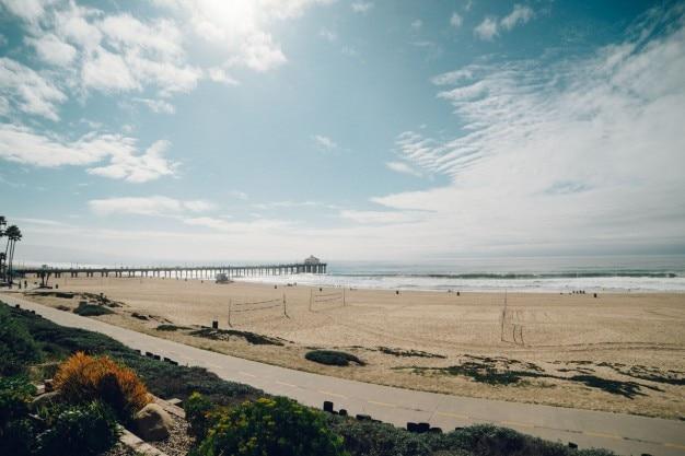 Sea horizon de paysage c tier t l charger des photos for Agence horizon paysage