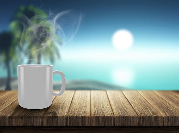 Tasse de café fumant  Télécharger des Photos gratuitement