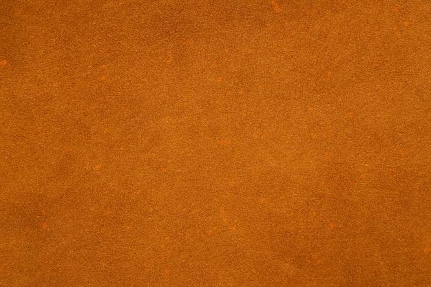 Struttura in pelle marrone naturale astratta Foto Premium