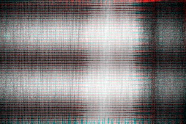 Fondo astratto di struttura di fotocopia, esposizione doppia di colore, difetto Foto Premium