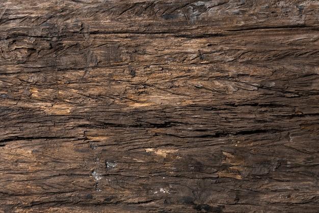 Fondo senza cuciture di legno astratto di struttura Foto Premium