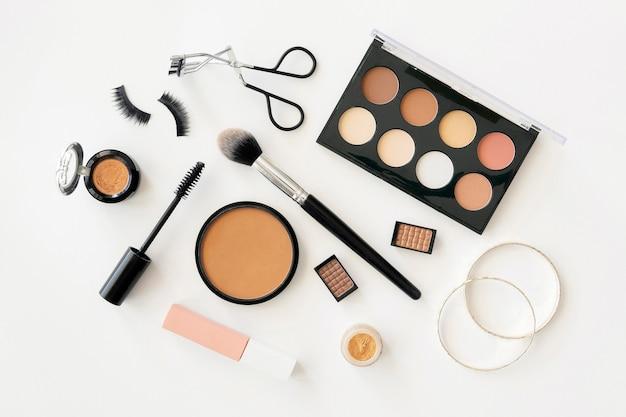 Accessori di bellezza e prodotti cosmetici Foto Premium