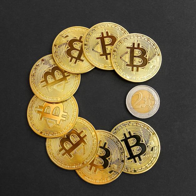 bitcoin euro tasso di cambio luci originali btc