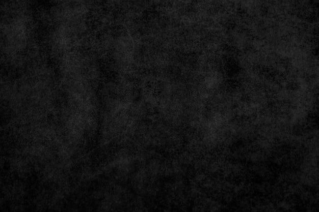 Struttura del pavimento in cemento astratto nero Foto Premium