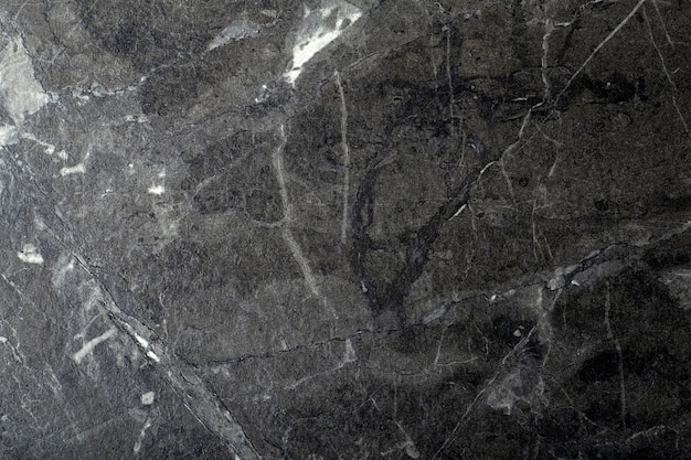 Sfondo di marmo nero. Foto Premium
