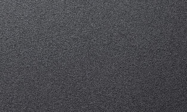 Sfondo nero in metallo, struttura in metallo scuro Foto Premium