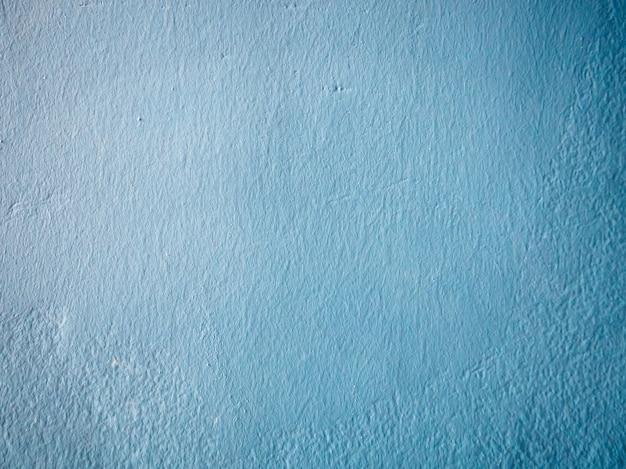 Sfondo muro di vernice blu Foto Premium