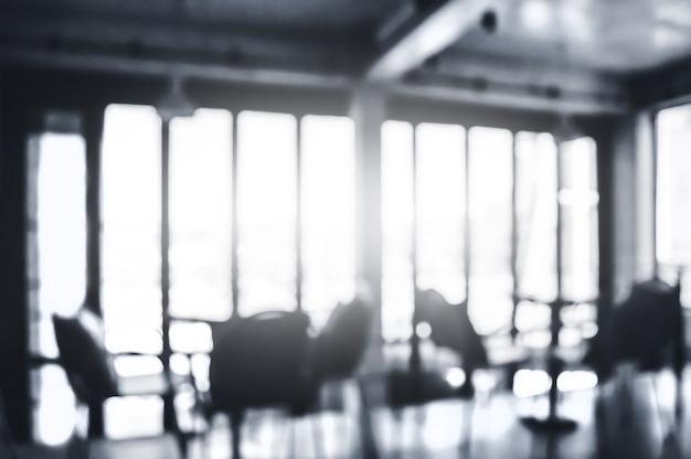 Sfocato ufficio sfondo Foto Premium